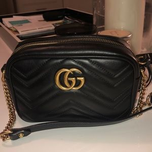 COPY - Gucci GG Maramont Matelasse Mini